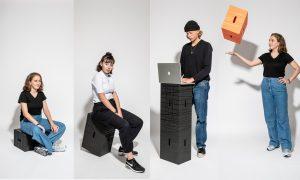Xbrick Sitzcube - New Work Möbel