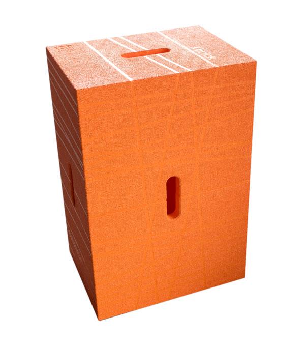 Xbrick orange für Office und Büro