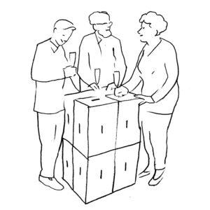 Möbel Agiles Arbeiten