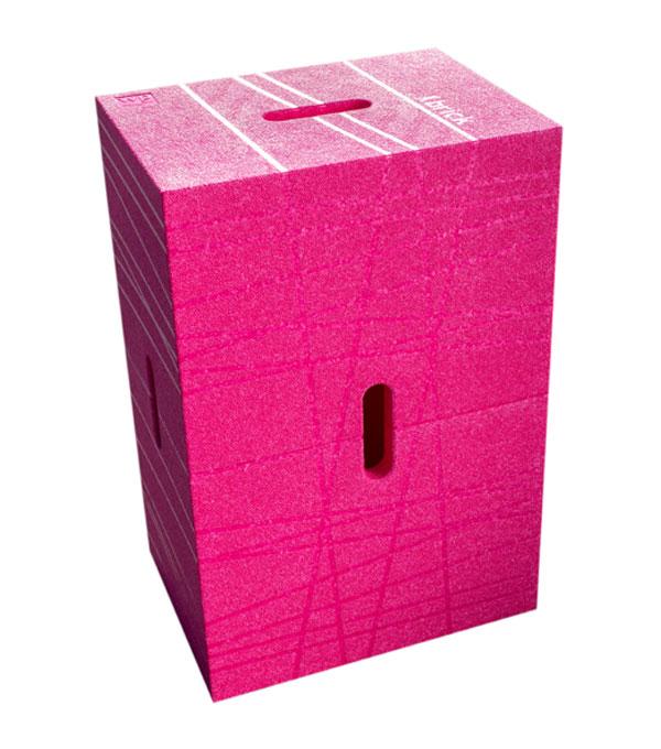 Xbrick magenta - multimodulare Möbel für dich!