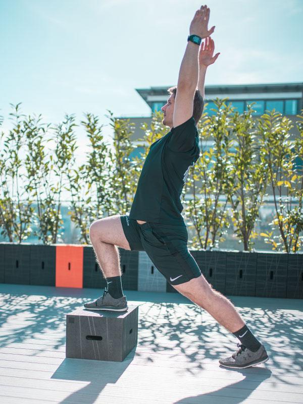 Xbrick Fitness: Dehnung und Stretching