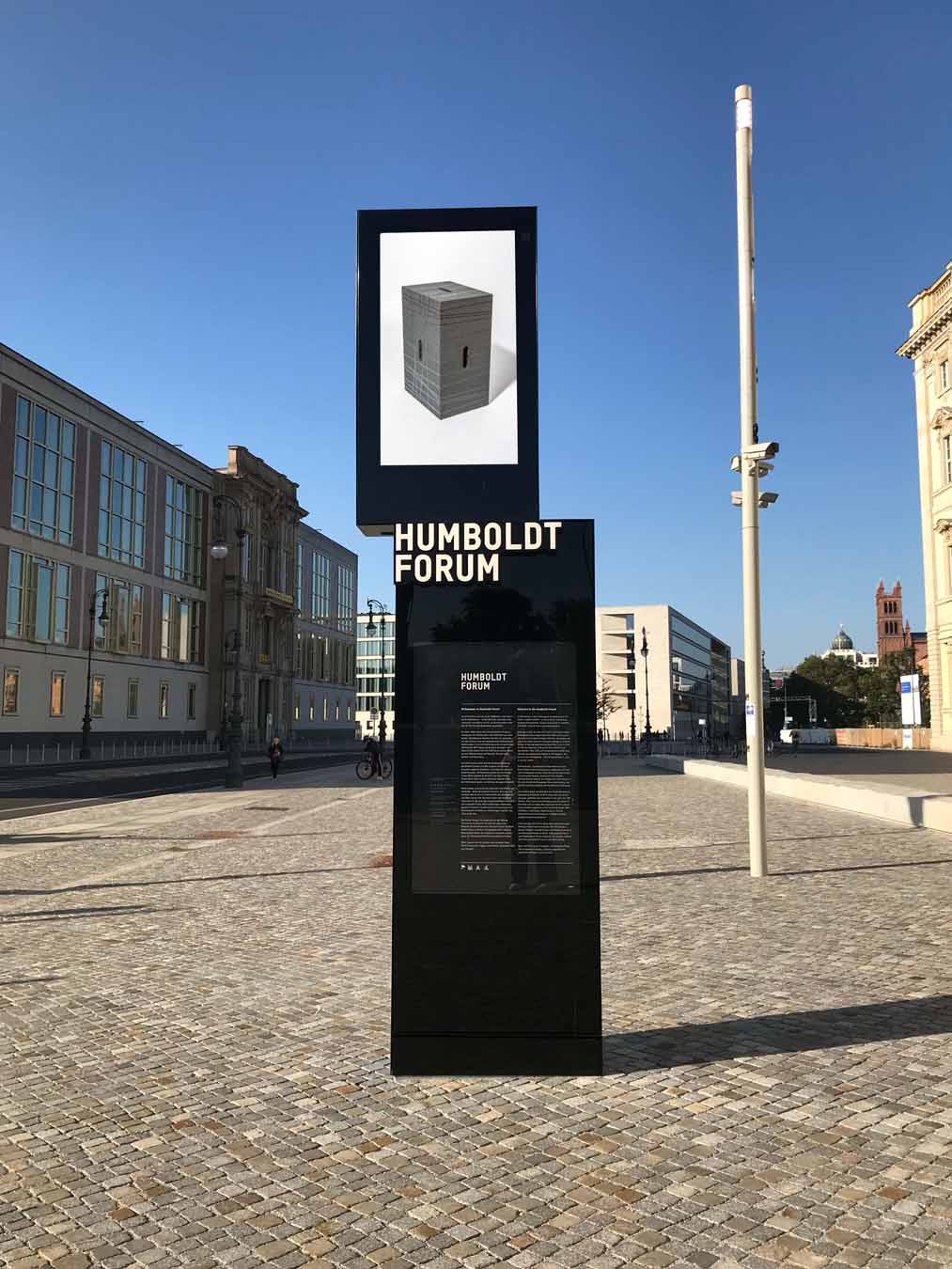 Berlin Humboldt Forum xBrick
